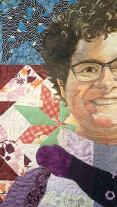 See my work at the International Quilt Festival