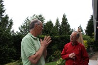 Bob Carlson and Dick Weiss