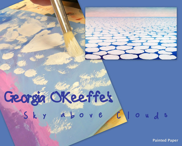 OKeeffe Clouds