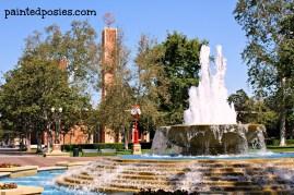 USC Campus, LA, California