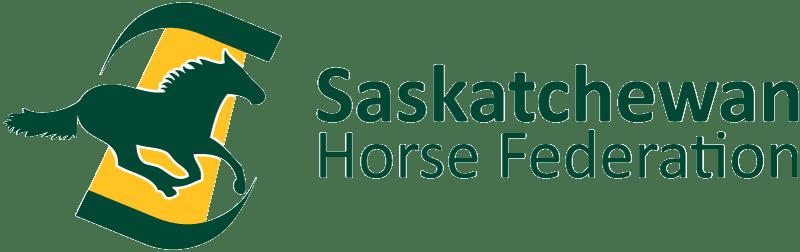 Saskatchewan horse federation logo