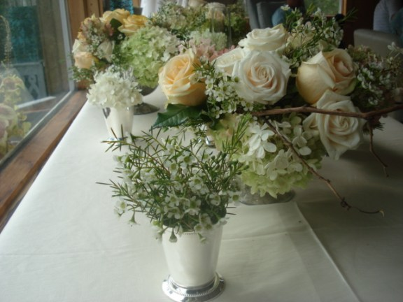 October 2 wedding table detail