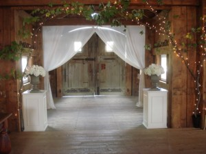Barn Entry