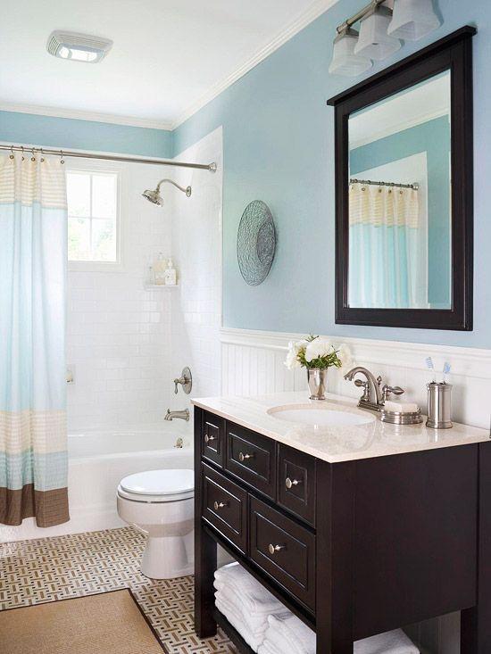12 of the best bathroom paint colors on blue paint bathroom ideas exterior id=33215