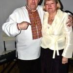 Вышиванка и ее автор - художник Екатерина Черненко, вышивка крестом.