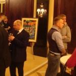 Аукцион в отеле-InterСontinental-Гости вечера. ( Справа Антин Мухарский )