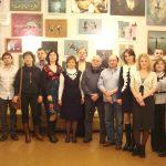 Весенний вернисаж 2013-На Выставке Портала. Участники выставки_Весенний вернисаж 2013.