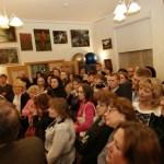 Весенний вернисаж 2013-На Выставке Портала.