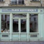Le Paris Historique,акарель,Тьерри Дюваль