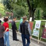 Жизнь вопреки,Благотворительный фонд.парк Шевченко.