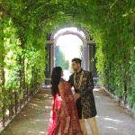 Вена.Австрия.Свадьба в Бельведере