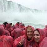 Анна Прохорова-Ниагарский водопад.Канада