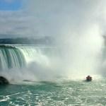 Фото-Ниагарский водопад.Канада5