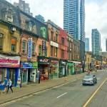 Разный Торонто,Канада 6