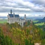 Замок Нойшванштайн,Neuschwanstein--фото А.Прохоровой