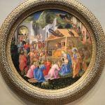 Фото-картина на заказ-Филиппо Липпи, 1440 г.