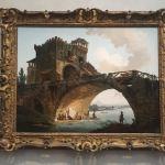 Картина-Юбер Робер, 1775 г.