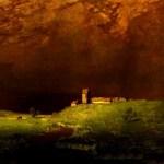 Картина маслом - Архип Куинджи После дождя