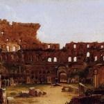 Картина-Коул Томас-Cole_Thomas_Interior_of_the_Colosseum_Rome_1832