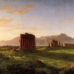 Картина-Коул Томас-Cole_Thomas_Roman_Campagna_1843