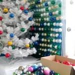 Фото-Раскрашивание ёлочных шаров