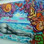 Выставка современного искусства в Галерее М 17