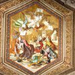 Фото-Шедевры живописи.,роспись потолков-Рим-Ватикан