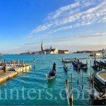 Венеция пейзажная - заказать картину маслом-фото