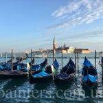 Фото -Гондолы,Венеция,репортаж Анны Прохоровой, заказать картину маслом