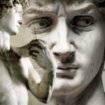 Фото-Давид,Фрагменты,Микеланджело