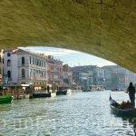 Каналы Венеции-заказать картину - фотография