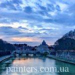 Рим-Ватикан-река Тибр