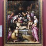 Картины художников в галерее Лондона