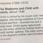 Бронзино-картины великих художников