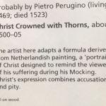 Перуджино-описание картины