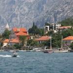 Черногория, городской пейзаж, заказать картину маслом1