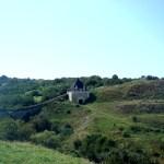 Хотинская крепость. Пейзаж
