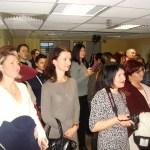 Гости выставки Портала-ТРЦ Метрополис