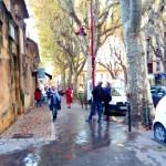 Город Сезанна после дождя