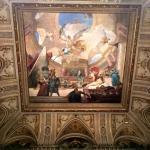 Музей истории искусств.Потолок.Вена.Австрия