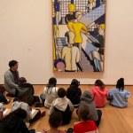 Энди Уорхол Museum of Modern Art 2