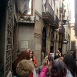 Архитектура Барселоны- на экскурсии