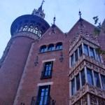 Архитектура каталонской Столицы-вечереет