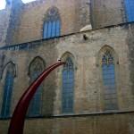 Архитектура каталонской Столицы-вечный огонь