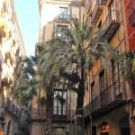 Дворики Барселоны, картины на заказ.