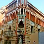 Дом Висенс , Барселона
