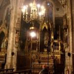 Храмы Барселоны, интерьеры, иконы