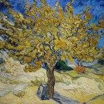 Vincent Van Gogh- The Mulberry Tree (1889)- Norton Simon Art Foundation, Pasadena CA