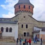 Команда на экскурсии в Каменец-Подольской Фортеци