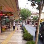 Город Манавгат,улочки, заказать картину